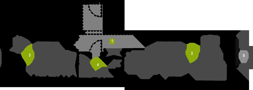 mieszkanie 1m15